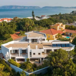 Limoni Luxury Suites - Self Catering accommodation - Arial Shot