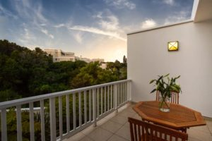 Limoni Self Catering Luxury Suites - Luxury Suite Balcony