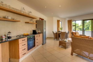 Limoni Self Catering Luxury Suites - Penthouse Kitchen