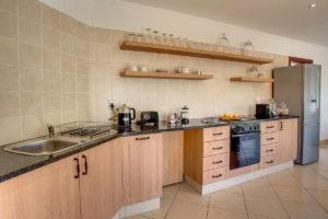 Limoni Self Catering Luxury Suites - Penthouse Kitchen